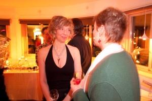 Katrin och Barbara