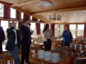 Mera mingel, Werner, Anders Riis, Beate och Arvid